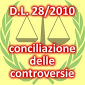D.L. 28/2010 (Conciliazione) icon