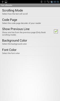 Book Viewer (TXT eReader) apk screenshot