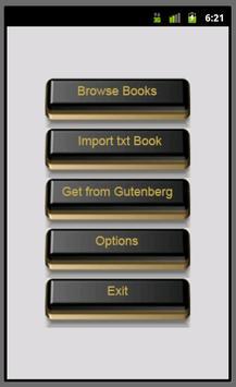 Book Viewer (TXT eReader) poster