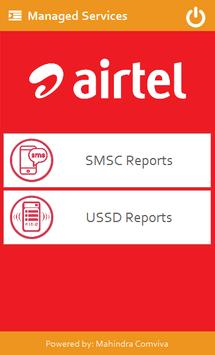 SMSC & USSD Reports apk screenshot