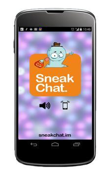 Sneak Chat poster