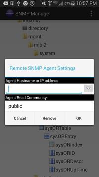 MIB Browser + SNMP Manager apk screenshot
