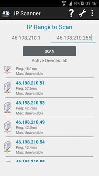 IP Scanner apk screenshot