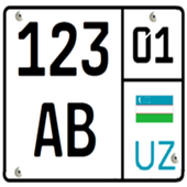 Коды регионов Узбекистана icon