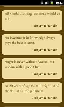 Great Quotes apk screenshot