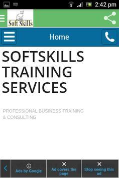 Softskills Training Services poster