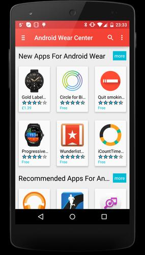 Smartwatch Center Android Wear APK Download