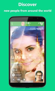 Free Azar video Chat app Tips apk screenshot