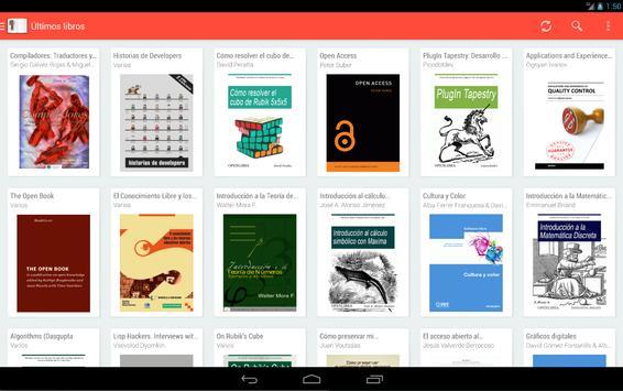 Open Libra apk screenshot