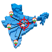 Mobile Number Locator India icon