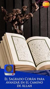 Sagrado Corán poster