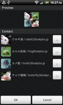 Mail Widget Free apk screenshot
