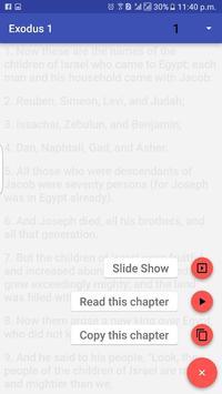 NKJV Bible Free apk screenshot