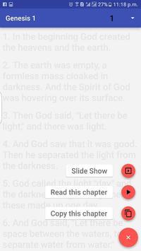 NLT Bible Free apk screenshot
