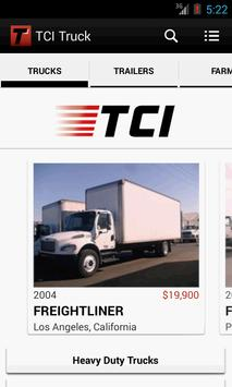 TCI Truck & Trailer Sales poster