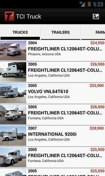 TCI Truck & Trailer Sales apk screenshot