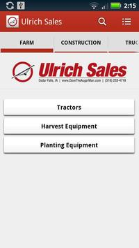 Ulrich Sales poster
