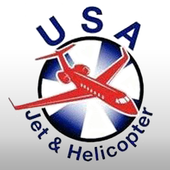 USA Jet & Helicopter icon