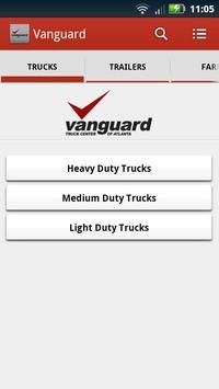Vanguard Truck Center poster