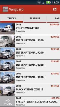 Vanguard Truck Center apk screenshot