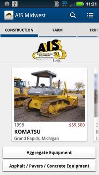 AIS Midwest Equipment Co poster