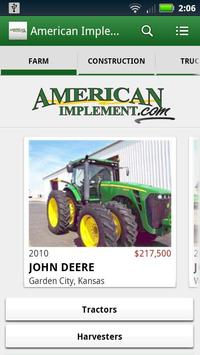 American Implement poster
