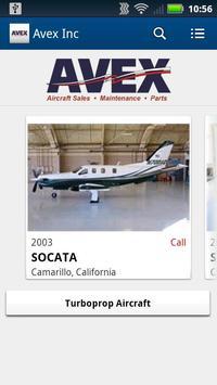 Avex Aviation poster