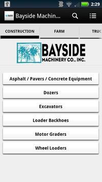 Bayside Machinery poster