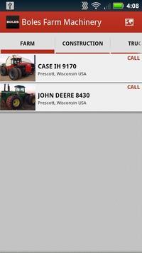 Boles Farm Machinery apk screenshot