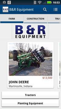 B&R Equipment poster