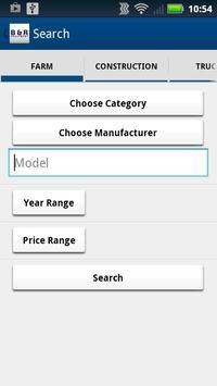 B&R Equipment apk screenshot