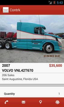 Continental Truck Sales apk screenshot
