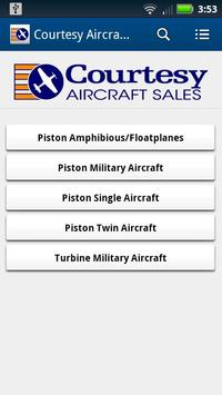 Courtesy Aircraft Sales poster