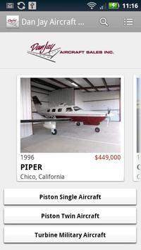 Dan Jay Aircraft Sales poster