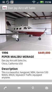 Dan Jay Aircraft Sales apk screenshot