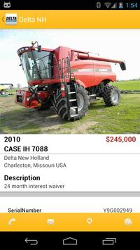 Delta New Holland Co. apk screenshot