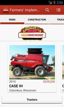 Farmers' Implement LLC poster