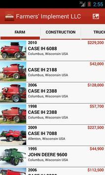Farmers' Implement LLC apk screenshot