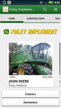 Foley Implement Co poster