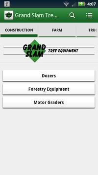 Grand Slam Tree Equipment poster