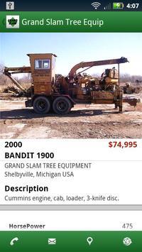 Grand Slam Tree Equipment apk screenshot