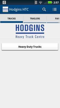 Hodgins Heavy Truck Centre poster