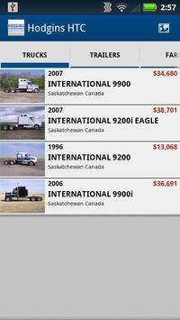 Hodgins Heavy Truck Centre apk screenshot