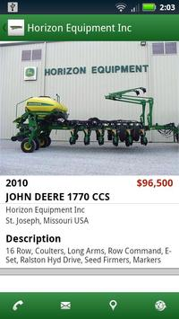 Horizon Equipment Inc apk screenshot