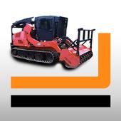 Jobsite Construction Equipment icon
