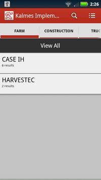 Kalmes Implement apk screenshot