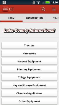 Lake County International poster