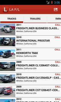 Los Angeles Freightliner apk screenshot