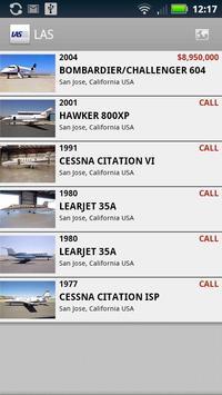 Jim Lafferty Aircraft Sales apk screenshot