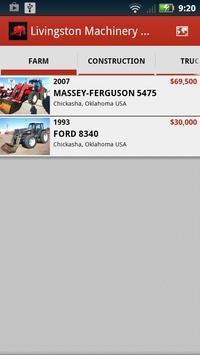 Livingston Machinery Company apk screenshot